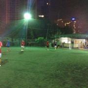 First football match 2014